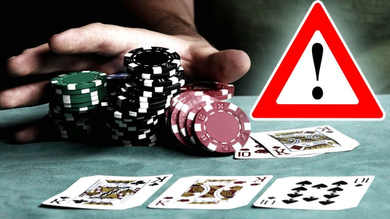 How to bet on a casino without putting yourself in danger?
