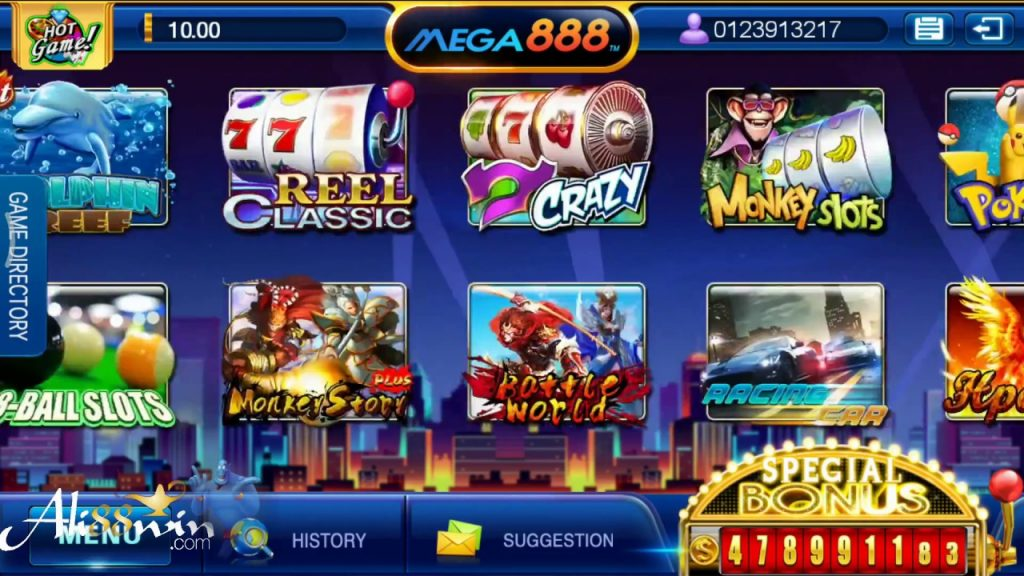 How to Play Like a Spartan in Mega888  | Saschinaonline