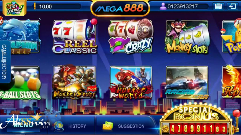 The Best Bankroll Management Strategies When Playing Mega888 Slots