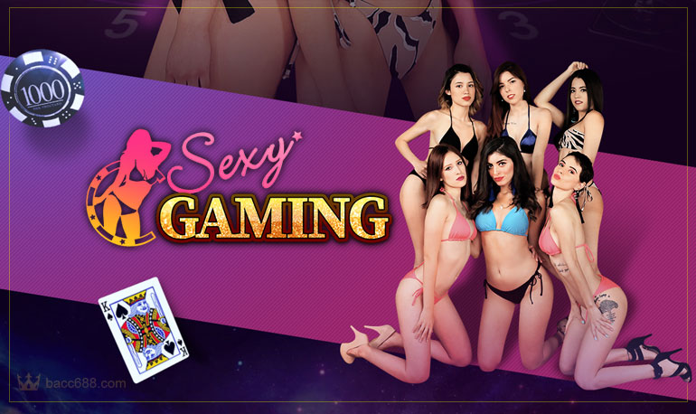 sexy baccarat gaming casino