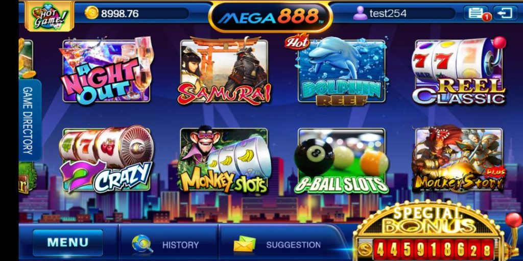 Complete Guideline to Improve Your Win Rate in Mega888 Slots